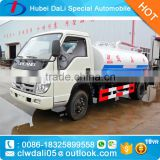 8 CBM Dongfeng 4*2 Fecal suction truck for sale