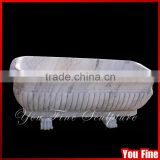 Cheap Solid Stone Carving Bowl Bathtub