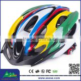 2016 Trade Assurance Custom Logo Integrated Helmet For Bicycle