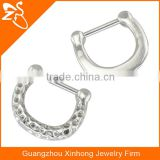 Hot Sale Stainless Steel Nose Rings, Wholesale Nose Piercing Jewelry, New Arrival Septum Clicker