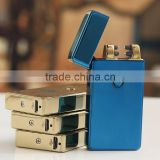 high quality flameless dual arc lighter electric cigarette ligter x arc