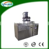 China supplier semi-automatic powder press machine for cosmetic