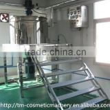 Stainless steel equipment for mixing paints