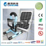 Portable Solar LED Flood Light with Light Control                                                                         Quality Choice