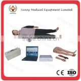 SY-N034 Series with Software medical CPR Training manikin doll