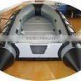 Rubber boat,inflatable boat,aluminum floor boat