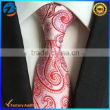 Many Design Popular Paisley Woven Neck Ties Men                                                                         Quality Choice