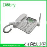 Perfect Quad band one or dual SIM card GSM wireless telephone table phone SMS FM radio