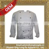 Most popular new arrival good quality chef uniforms jacket shirt