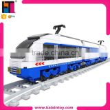 10204393 ABS building blocks toys EN71Approval High-speed Passenger toy train set                                                                         Quality Choice