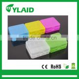 Hot Selling 18650 Battery Case/plastic battery case/battery storage box, 18650 battery cell box
