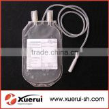 Medical disposable sterile blood bag