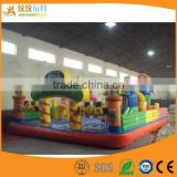 Newly design inflatable bounce castle inflatable slide hire