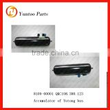 Yutong bus air conditioner system spare parts ac reservoir