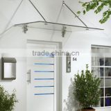 America standard stainless steel table canopy patch fittings for glass door