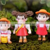 Wedding cake top & Bohemian Home Decor - Resin plastic handmade Sculpture wholesale fairy japanese sexy cartoon girl figurines