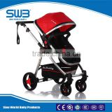 Brand baby stroller 3 in 1 with carrycot and carseat