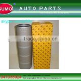 Auto hydraulic filter/car hydraulic filter/high quality hydraulic filter KRJ3836 For JCB JS200 HD Indian Machi