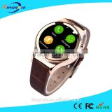 2016 newest and fashionable T3 smart android watch phone