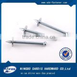 Open End POP Stainless Steel Blind Rivet