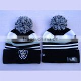 High Quality American Football Team Beanies Knitted Hat /Custom Beanie Hats/Winter Knitted Hat Hot Sale