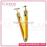 2016 new product gold beauty bar 24k beauty bar threading hair removal sydney facial threading sydney