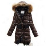 Inquiry about hot selling Moncler Lucie womens down coat-long style