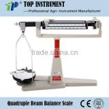 Quadruple Beam Balance Scale