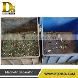 Aluminum Separator for Medical Glass Scraps