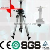 SE30R Round Head Professional Lifting Tripod Stand For Heavy Instrument