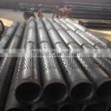 Stainless Steel Filter tube screen pipe strainer steel pipe 302 304 304L 316 316L Water Well drilling pipe
