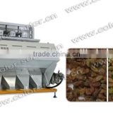 RGB camera ccd grain color sorter machine with 2T/H high capacity