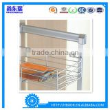 China aluminum factory high quality aluminum extrusion profile for bathroom wall mounting rack,bathroom accessories