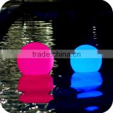 Outdoor Garden Led Glow Ball/ Glow Swimming Pool Led Floating Ball