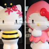 cute cat vinyl figure,diy pvc blank vinyl figure,custom made diy vinyl figure