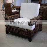 Water hyacinth furniture, sofa living resting sofa waiting sofa