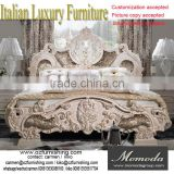 Momoda Luxury Home Furniture, Italian 1:1 customized Bedroom Furniture Desgin, Luxury Bedroom Furniture Set