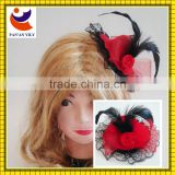 Factory Sale Celebration & Party Supplies Hair Clip Of Small Hat