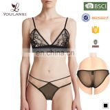 beautiful girl transparent sexy fancy bra panty set images design bra set
