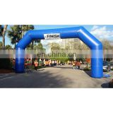 inflatable advertising arch inflatable start finish line for events