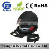 New black helmet bag with high quality