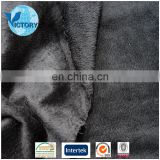 2015 Double-sided super soft short plush fabric For clothing