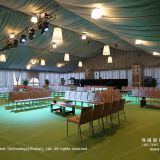 25m Event Tent with Glass Wall for Conferences and Meetings