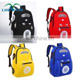 Waterproof neoprene Kids School Bag soft lightweight Casual fashion Car shape