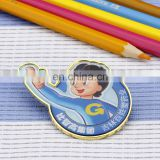 hot sale customized logo low price high quality promotinal gifts badge