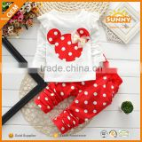 Brand Fabrics for Baby Garment Long Sleeve Garment for Baby