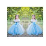 Instyles fashion Cheap wholesale Junhou Brand cheap Wholesales Kids Girls Dresses frozen dresses fashion dress girls hallow