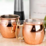 Inquiry About 2oz copper moscow shot mug shot glass