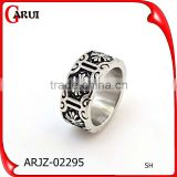 jewelery silver plated jewelry stone ring designs for men wholesale stainless steel rings