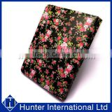 Black Rose Garden Tablet Cover For Blackberry Playbook 2